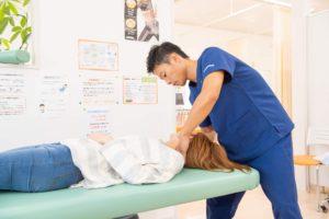 高崎市のただき接骨院の交通事故むちうち施術の写真