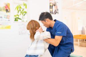 高崎市にある、ただき接骨院の頭痛整体の写真