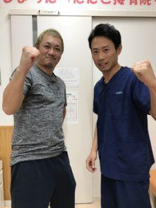 片品村にお住いの腰痛48歳男性の写真