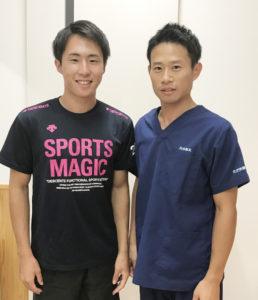 スポーツの怪我 高崎市にお住まいの18歳男性の口コミ