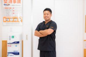 施術スタッフの写真