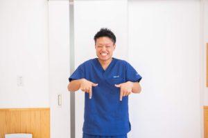 ただき接骨院のスタッフ写真